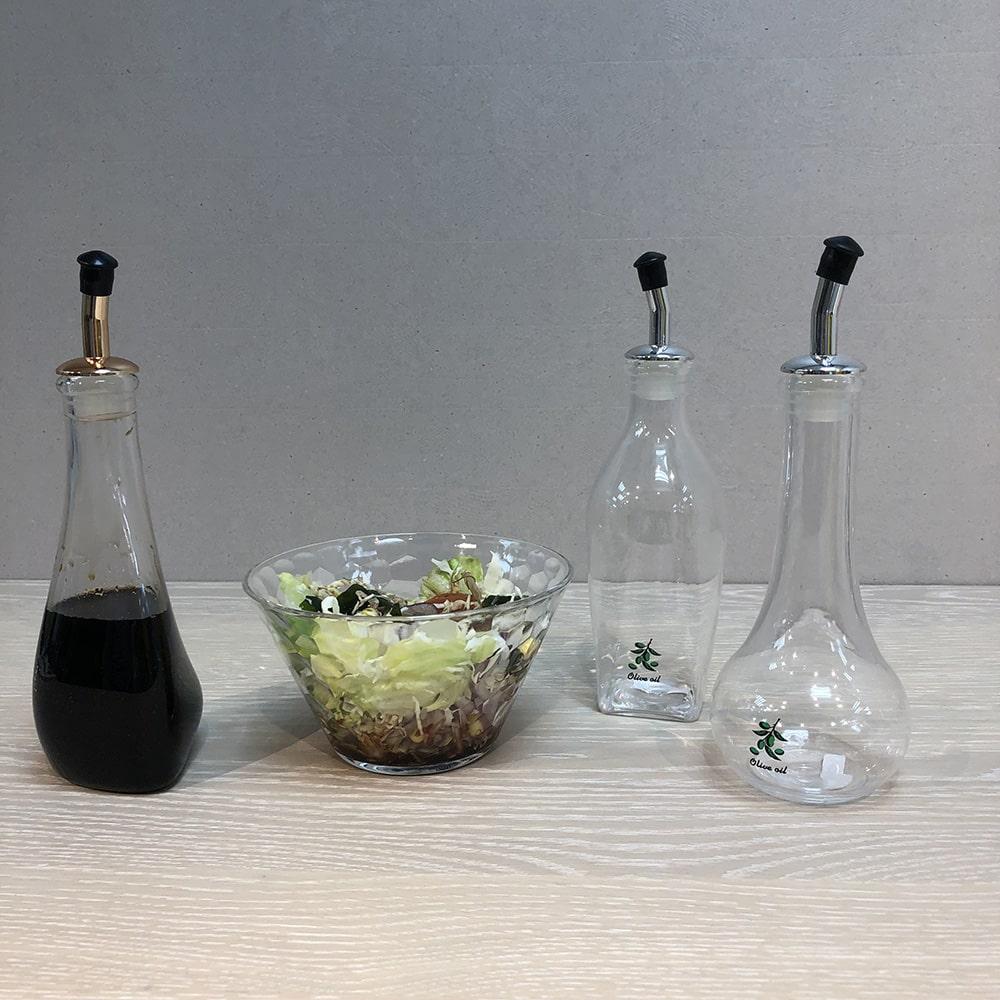 Holar HK-562 Irregular shaped oil and vinegar dispenser-2