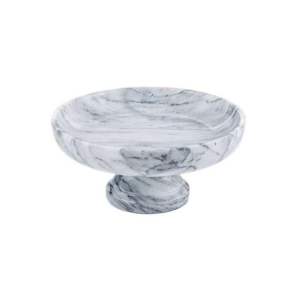 Holar MB-46 marble fruits serving bowl