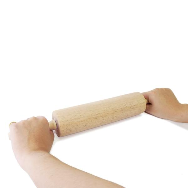 Holar RP Wooden Rolling Pin for Baking-2
