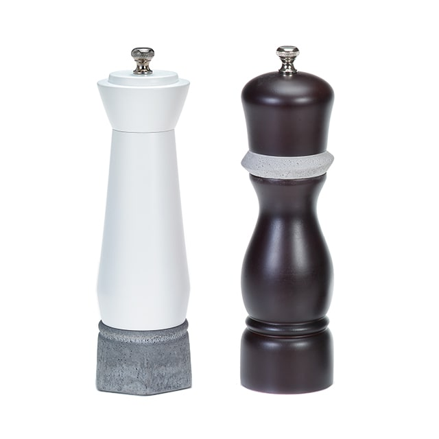 Holar - Salt And Pepper - Wood Mill - Wood And Concrete Series