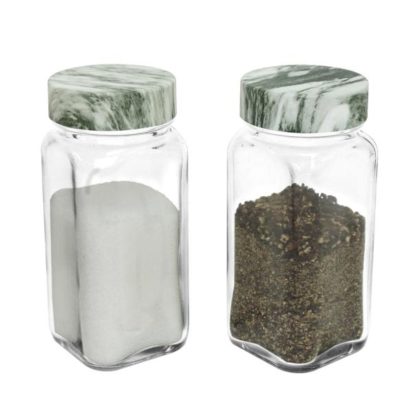 Holar - Salt and Pepper Catagory - Salt Pepper Spice Shaker Bottle - SP-06MBG Spice Jar - 2