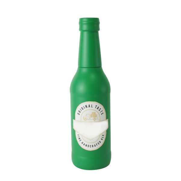 Holar - Salt and Pepper - Wood Mill - BR-01 Beer Bottle-Shaped Salt and Pepper Grinder - Main
