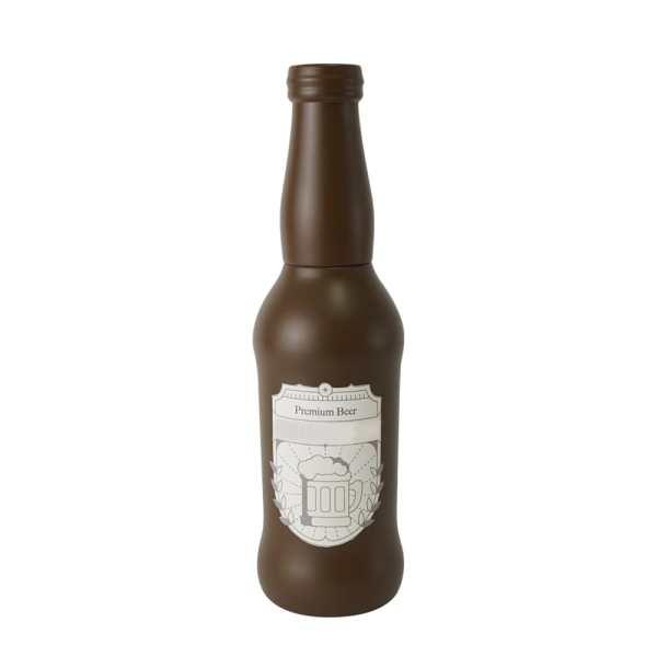 Holar - Salt and Pepper - Wood Mill - BR-02 Beer Bottle Shaped Pepper Mill - Main