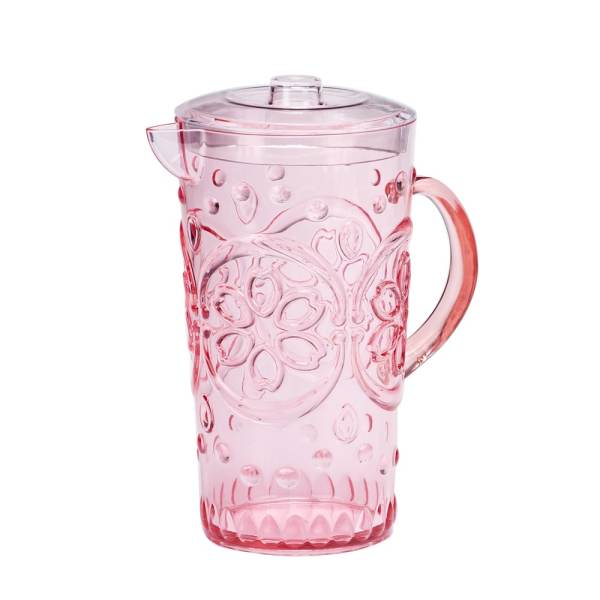 Holar acrylic embossed 89oz drinkware_EL-37
