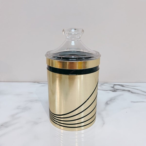 Middle East & Indian Style Canister