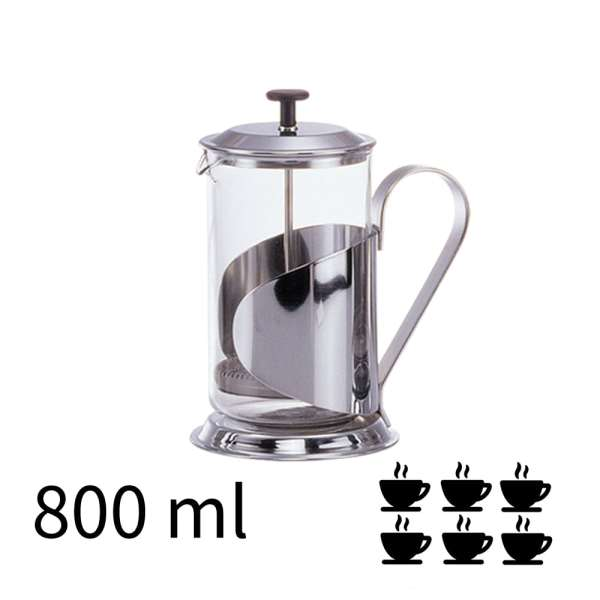 PS-03 Coffee Maker French Press with Metal-3