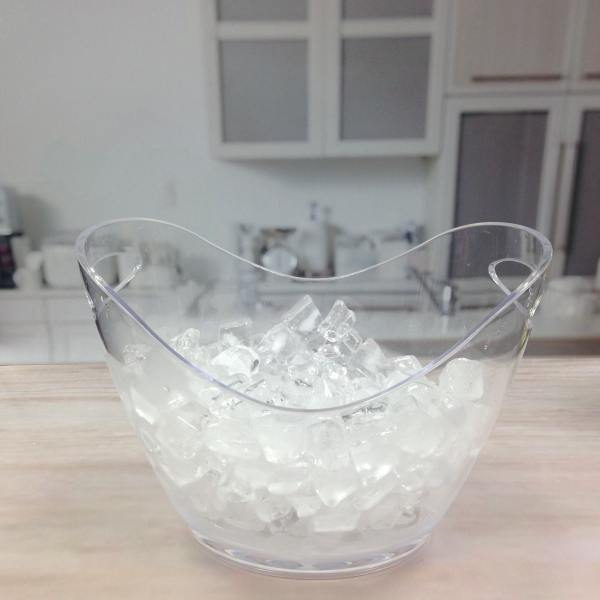 acrylic wine party tub-5