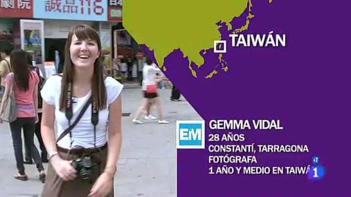 Españoles en el mundo: Taiwan