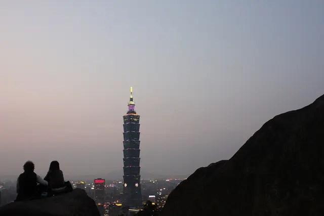 Turismo en Taiwan