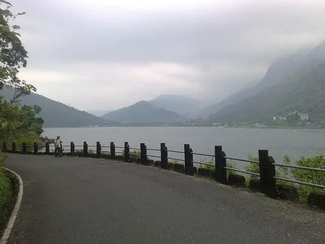 Liyu Lake (鯉魚潭), el Lago de la Carpa