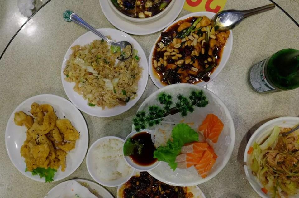 Rechaos, los bares de tapas taiwaneses