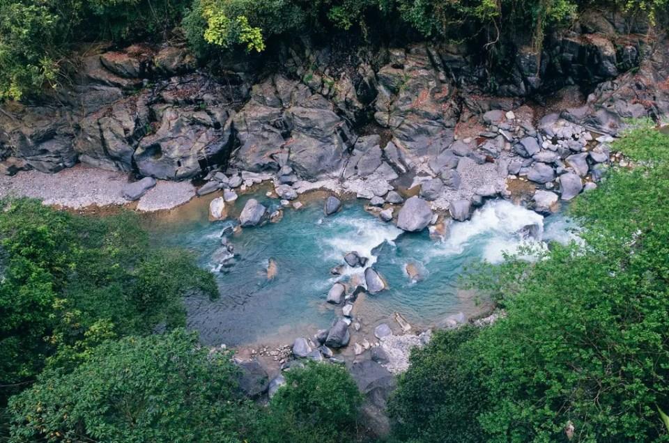 Un paseo por Wulai, el poblado aborigen de las aguas termales
