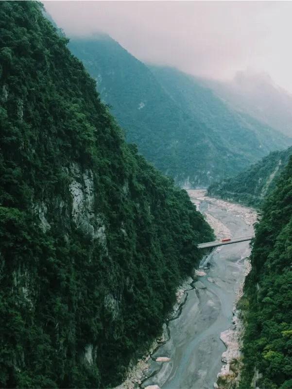 El Parque Nacional de Taroko