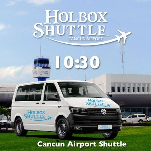 Shared Shuttle to Cancun Airport