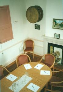 Church Room inside