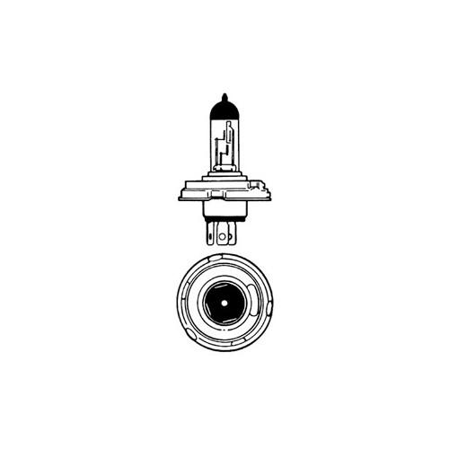 12v Halogen Bulb for UEC Headlamps 100/80w for Off Road