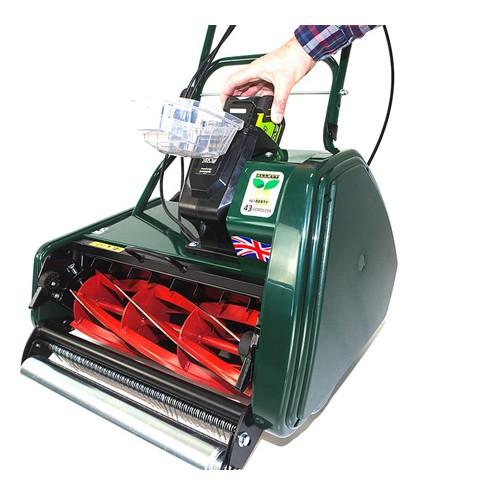 Garden Vacuum Battery