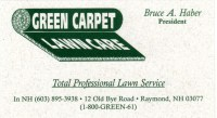 Green Carpet Lawn Care Nh - Carpet Vidalondon