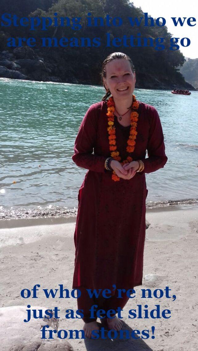 Chétana by the Ganges