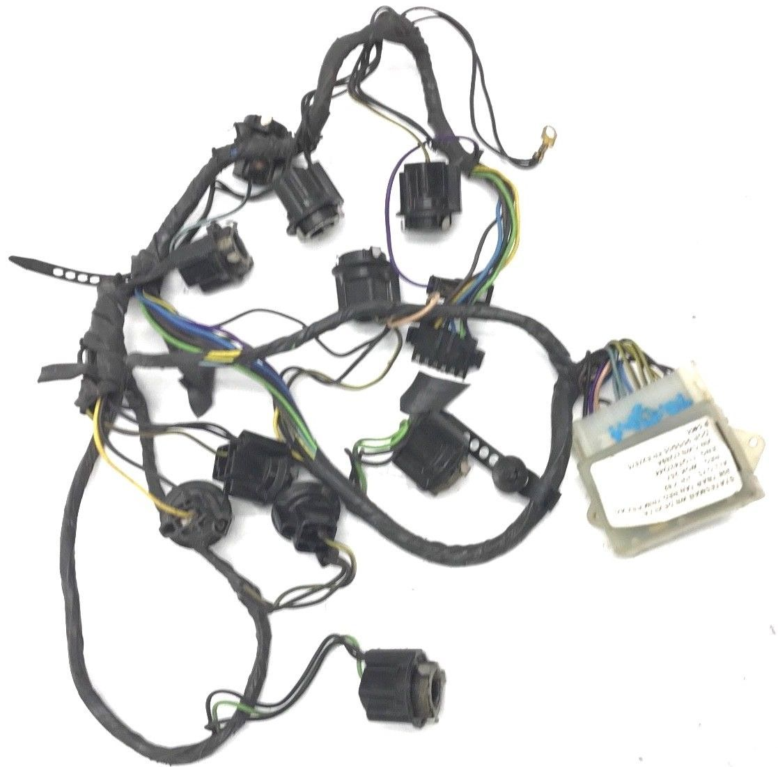 hight resolution of wb statesman holden taillight wiring harness with lamp fail unit caprice deville