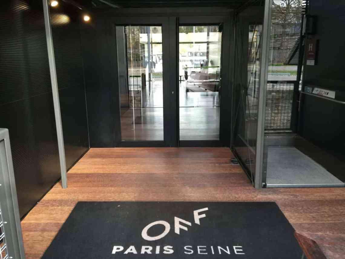 OFF Paris Boutique Hotel