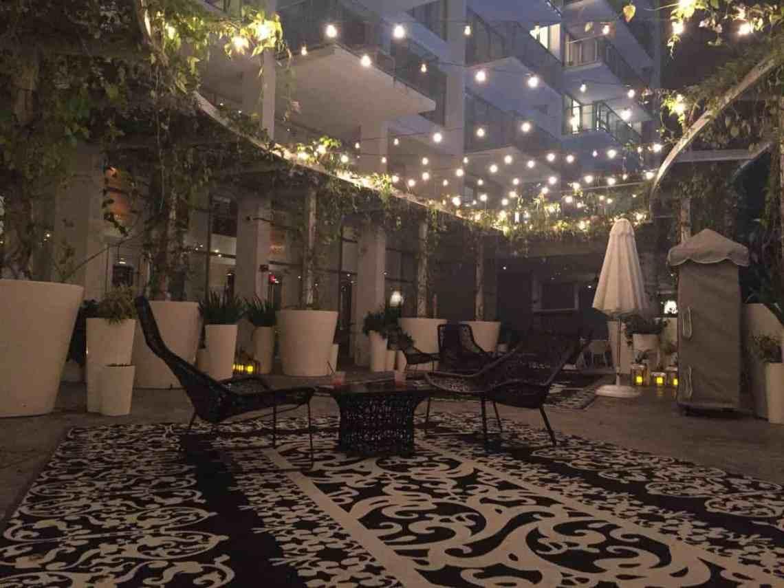 Mondrian, South Beach