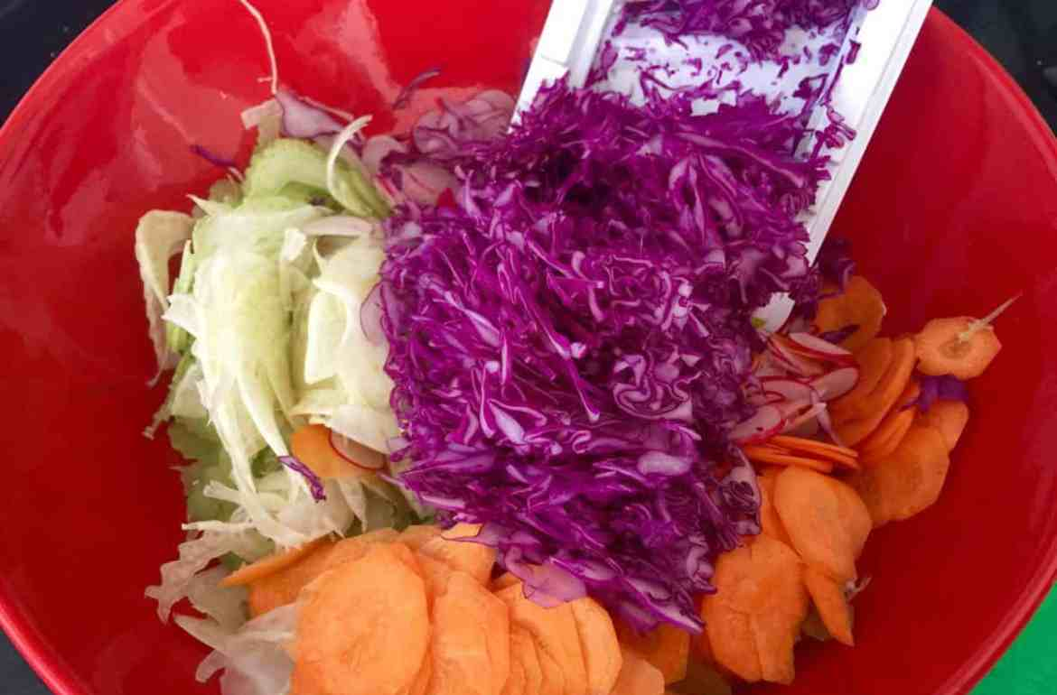 Creamy Greek Yogurt Coleslaw Recipe