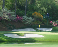 Hole In One Insurance Coverage for a Trip for Two to the Masters