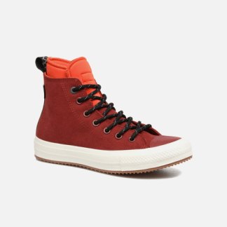 Converse - Chuck Taylor All Star II Hi Shield Canvas Boot W - Sneaker für Damen / rot