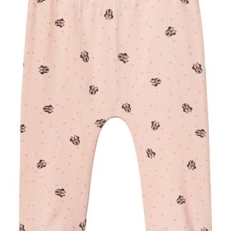 NAME IT Minnie Maus Print Hose Damen Pink
