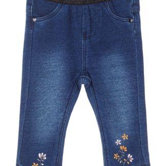 NAME IT Weiche Jeans Leggings Damen Blau
