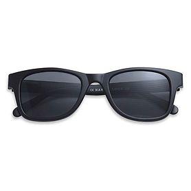Sonnenbrille 'Type B'schw. +0