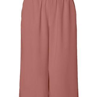 VERO MODA Culotte Hose Damen Pink