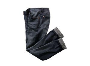 Herren Hose Thermocool-Jeans grau 102, 106, 110, 25, 26, 27, 46, 48, 50, 52, 54, 56, 58, 98