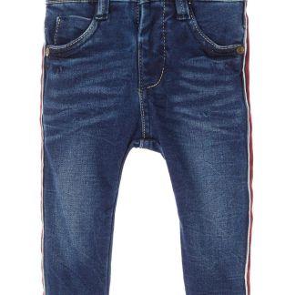 NAME IT Powerstretch Jeans Herren Blau