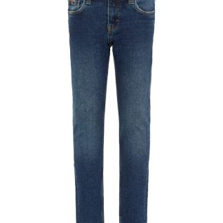NAME IT Regular Fit Power Stretch Jeans Herren Blau