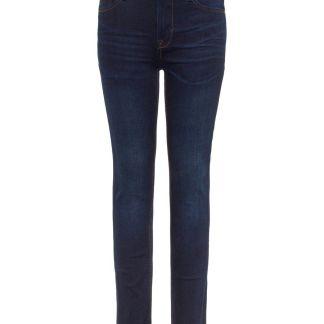 NAME IT Skinny Fit Superweiche Jeans Herren Blau