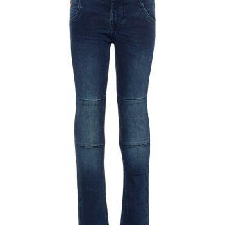NAME IT Sweatdenim Slim Fit Jeans Herren Blau