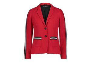 Betty Barclay Businessblazer rot, Gr. 44 - Damen Blazer