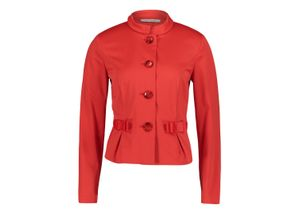 Betty Barclay Kurzblazer hibiscus red, Gr. 44 - Damen Blazer