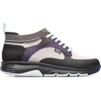 Camper Drift, Sneaker Damen, Schwarz/Grau/Braungrau, Größe 35 (EU), K200941-003