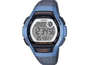 Casio Damen-Uhren Digital Quarz, grau, EAN: 4549526214172
