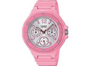 Casio Damen-Uhren Quarz, Rosa, EAN: 4549526219931