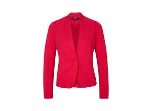 Comma Casual Identity Blazer pink, Gr. 36 - Damen Blazer