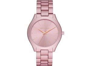 MICHAEL KORS Damenuhr Michael Kors Damen-Uhren Quarz, Pink, EAN: 4013496715309