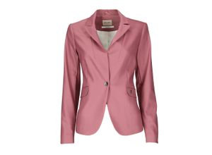 Mos Mosh Blake Night Blazer Sustainable violett, Gr. 38 - Damen Blazer