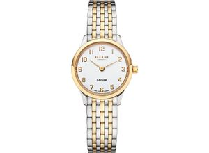 Regent Damenuhr Regent Damen-Uhren Analog Quarz, mehrfarbig, EAN: 4050597504593