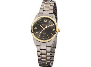 Regent Damenuhr Regent Damen-Uhren Analog Quarz, silber, EAN: 4045346053453