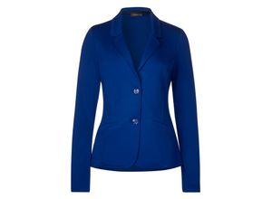 Street One Softer Blazer Jordis blau, Gr. 36 - Damen Blazer