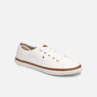 Tommy Hilfiger - ICONIC KESHA SNEAKER - Sneaker für Damen / weiß